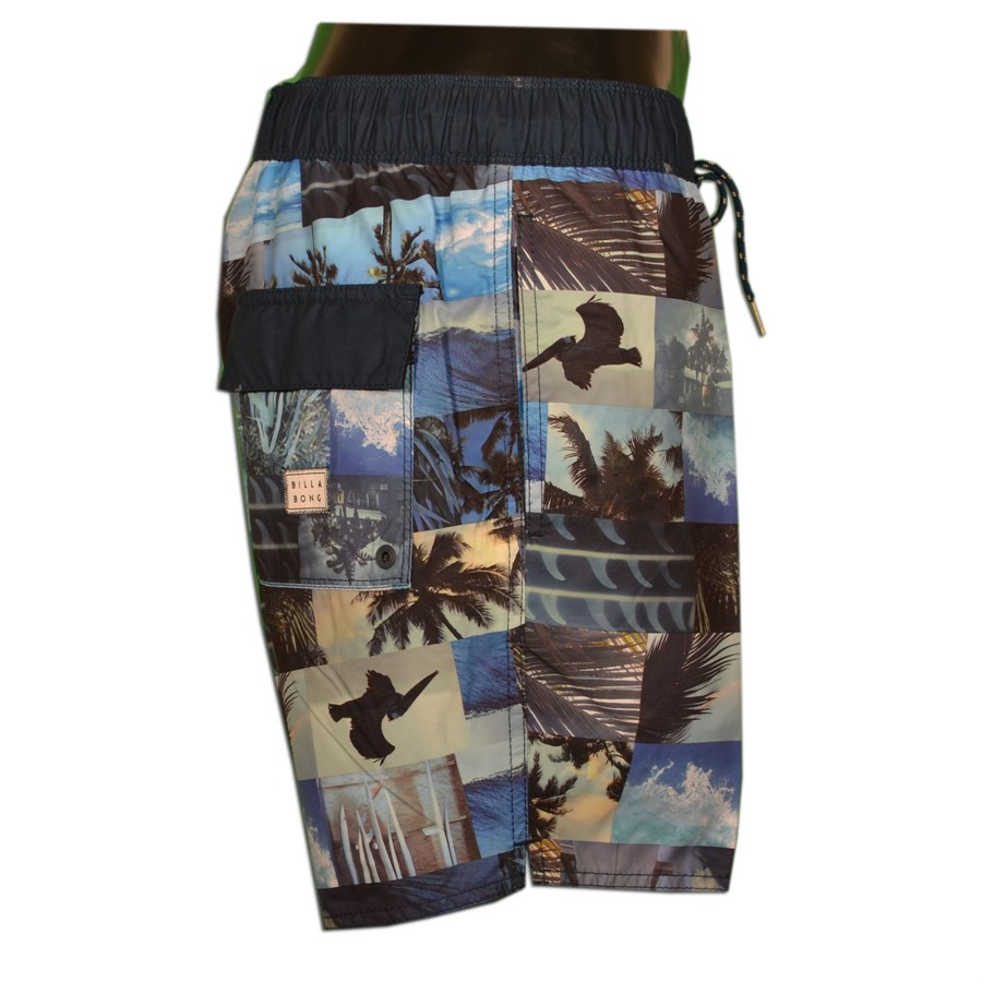 Billabong - Boxer/ costume mare uomo - Sunday