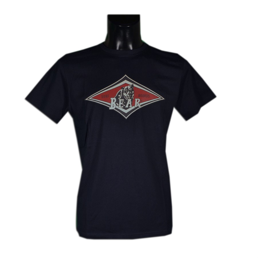 Bear - T shirt  uomo - LOGO