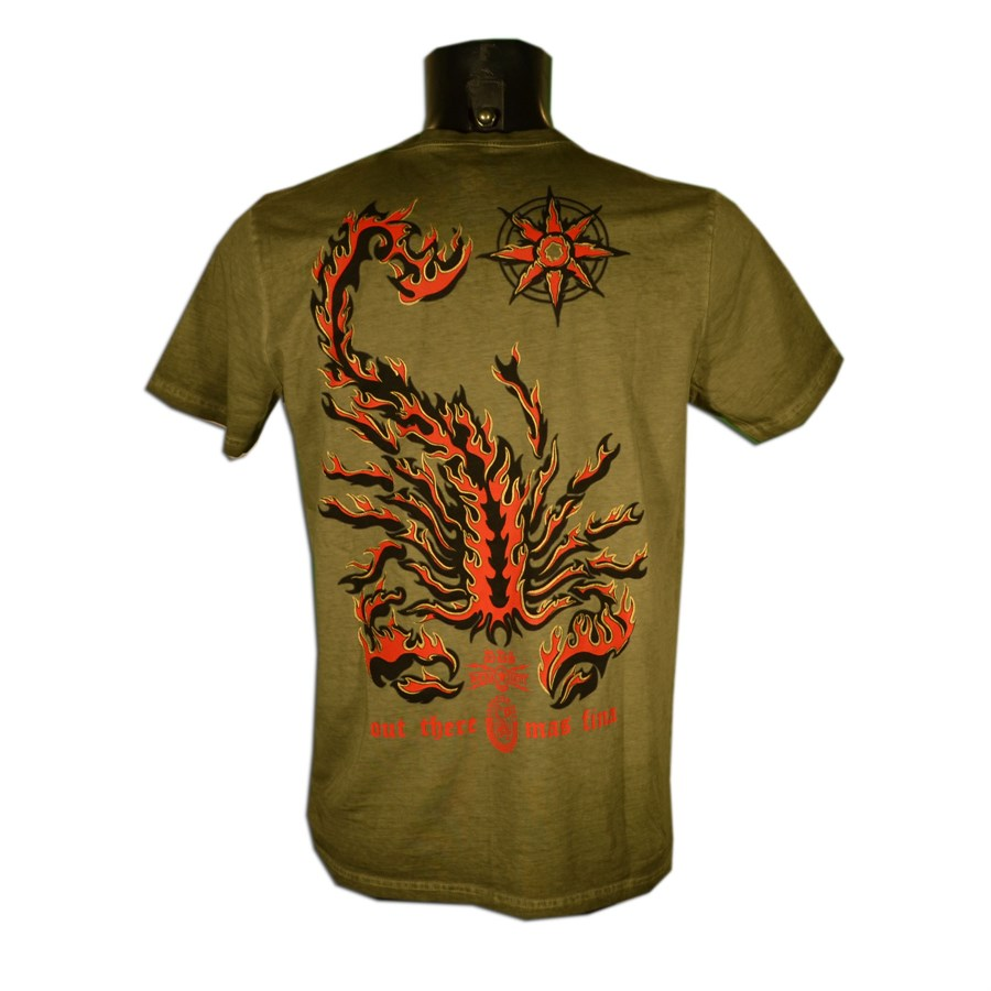 Scorpion Bay - T shirt uomo - MTBSC3182